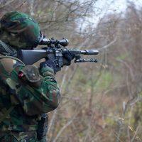 Trauma por proyectíl de arma de fuego