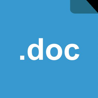 document, doc, blue doc